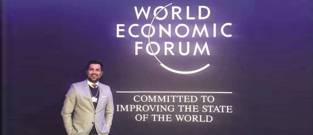 Young climate change activist represents Qatar in Davos , Gulf Times, Feb 9, 2019