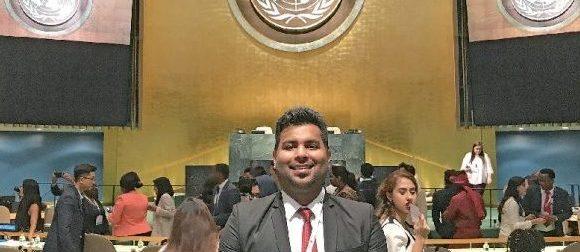 Qatar at the UN youth meet