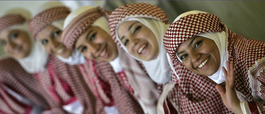 The Arab world's best weapon against climate change? Its young people